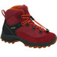High Colorado Vilan Mid High Tex Shoes Children red